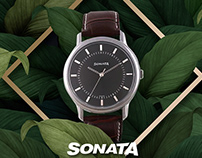 SONATA SLEEK Watches