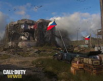 Call of Duty: WWII - Resistance Headquarters
