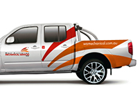 WA Mechanical Services Vehicles