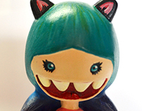 Coraline Nekoi Toy