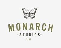 Monarch Studios, Branding