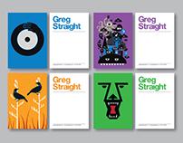 The wonderful .. Mr Greg Straight's Portfolio