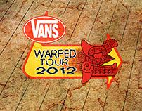 VANS Warped Tour Poster