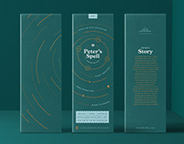 Peter's Spell Whiskey Packaging