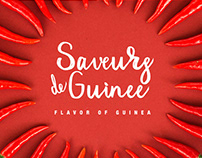 Identity & Packaging concepts - Saveurs de Guinee