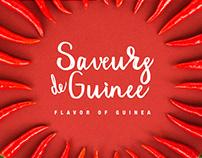 Identity & Packaging concepts - Saveurs de Guinee