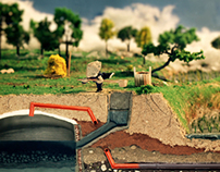 sichuan Project - StopMotion