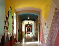 Murals 2009 - 2012