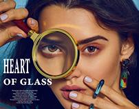 Heart Of Glass-Xiox Magazine, September 2017.
