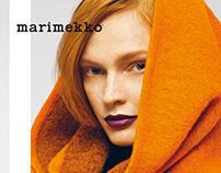 Marimekko Lookbook Fall 2012
