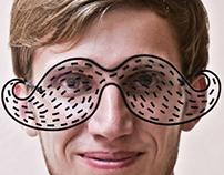 Mustacheglasses
