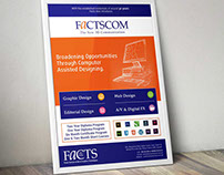 """Poster for """"Facts"""" Product : Factscom"""