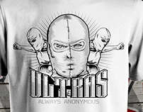Ultras always anonymous