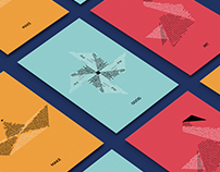 Origami Rejection Letter Poster Series