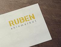 Ruben Shinmarket Branding