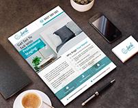 Lavish Interior Designs Company Flyer Designs