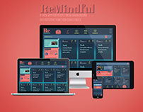 ReMindful - Task App UX Research and Design
