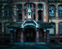 Mystery - Beelitz Heilstätten