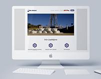İlbe Mineral Web Site Tasarımı
