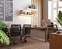 Small Office In Dubai