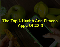 Best Health And Fitness Apps of 2018 You Must Try