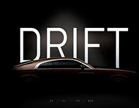 Drift, Social Network For Motorist - Concept