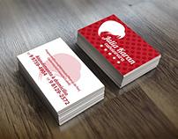 Cartões de Visita - 2014