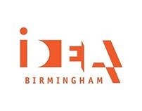 Idea Birmingham identity