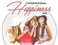 International Happiness Day EDM