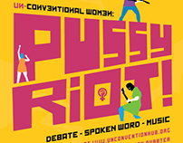 Un-Convention: Pussy Riot Poster
