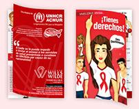 Derechos Humanos y VIH/Sida: Cero discriminación