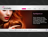 Site - Ana Bella Beauty (2012)