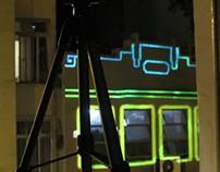 Architecture, Video Mapping Praça São Salvador/ RJ