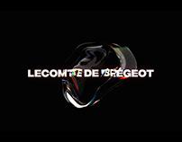 LECOMTE DE BRÉGEOT