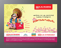 Magazine Advt for Onam