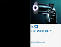 FORENSIC DETECTIVES PROMO