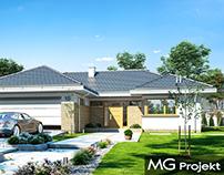 projekt domu Jedyny