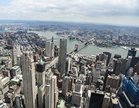 High Spot: Pictures from the highest points of cities.