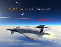 SXT-A IRON SPEED