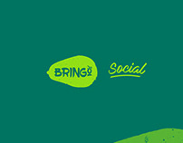 Bringo Fresh Social Media post design