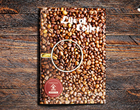 Brochures Design for Morocco Java Hut Coffee & Tea