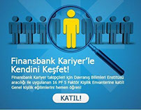 Finansbank Facebook Envanter APP