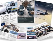 Legacy 500 - Large Format Tri-Fold Brochure