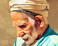 Haj Saber Portrait