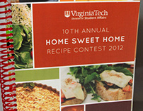 Home Sweet Home Cookbook 2012