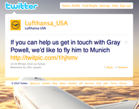 Lufthansa Offers iPhone Engineer a Free Flight