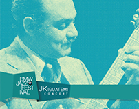 BMW Jazz Festival: JK Iguatemi Concert