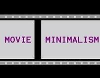 Movie Minimalism.