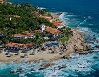 Aerial Photography of Los Cabos, Mexico