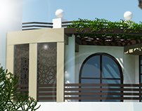 Modern Islamic Private Villa